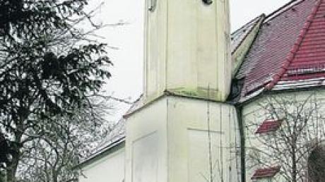 St. Nikolaus in Au wird renoviert