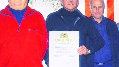 Die Gemeinden Wiedergeltingen (oben) und Amberg bekamen den ILEG-Preis.