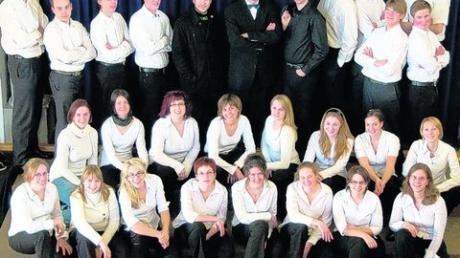 Zusammen mit Musica Vera geben die Chorios, der Chor der städtischen Musikschule Gundelfingen, ein Konzert in der Stadtpfarrkirche. Foto: Finck