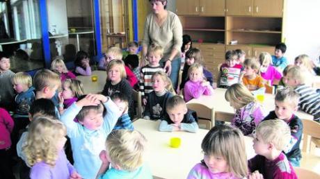 Kindergarten strahlt in neuem Glanz