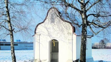 """In dem Buch """"Pilgerwege im Wittelsbacher Land"""" geht es auch um die Kapelle im Todtenweiser Ortsteil Sand. Foto: Johann Eibl"""