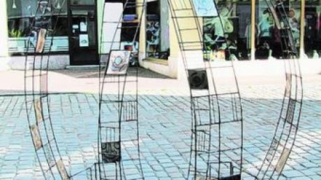 Künstler für die Innenstadt gesucht