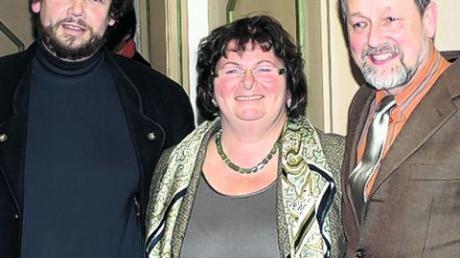 Becker im Bezirksvorstand der Grünen