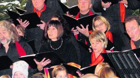 Solisten glänzten auch in den Reihen der Liedertafel. Fotos: Martin Golling