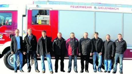 Feuerwehr mit neuem Fahrzeug einsatzbereit