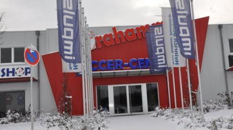 Grahammers Soccercenter in Gersthofen ist geschlossen.