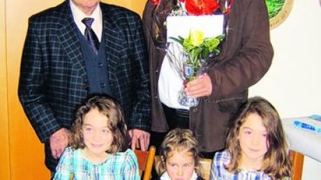 Karl Eser wurde 90
