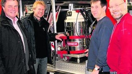 Feuerwehrauto für Emersacker