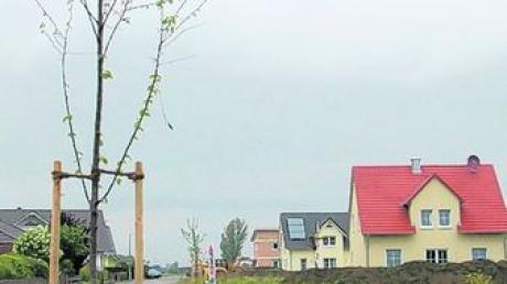 Unterroth baut: Das Baugebiet Staigweg Ost ist bereits erweitert.