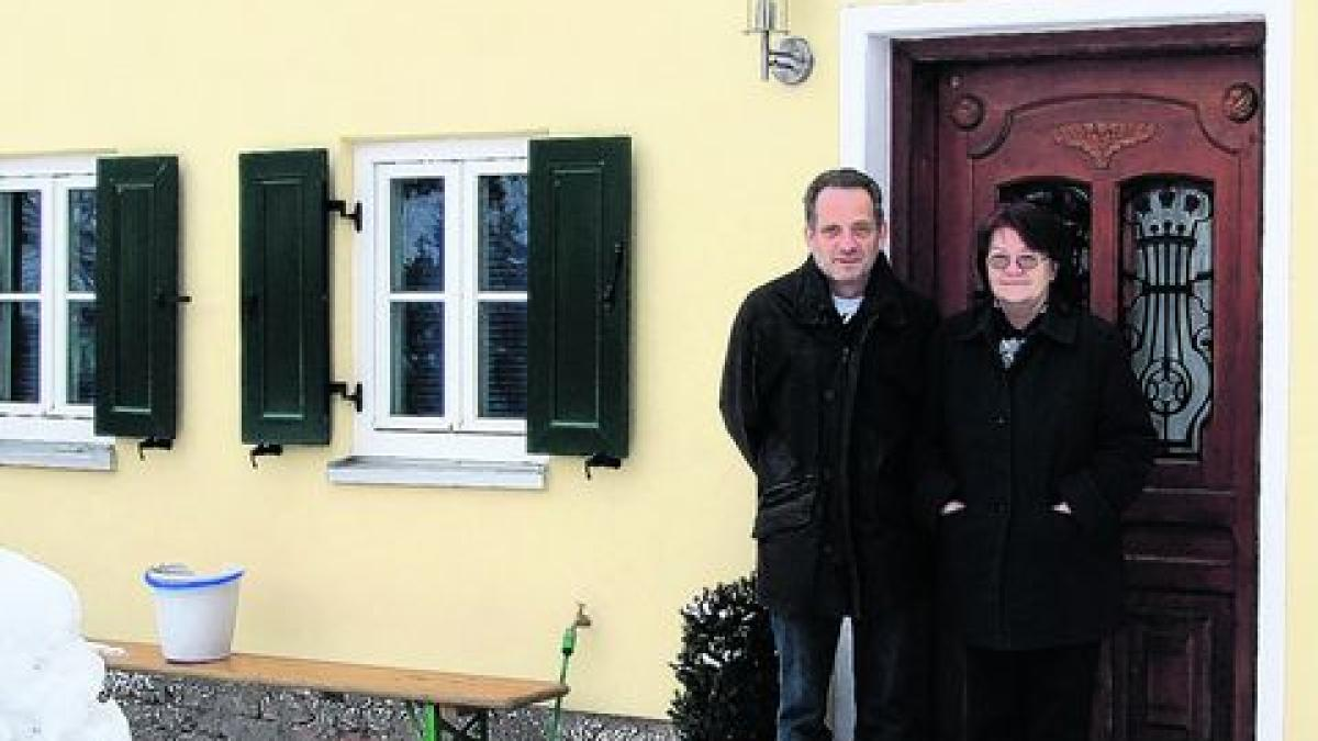 Untermeitingen Das Schone Alte Haus Nachrichten Schwabmunchen