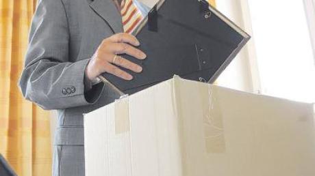 Alfred Depprich hat seine Sachen schon gepackt: In einer Woche räumt er sein Büro für einen Nachfolger.