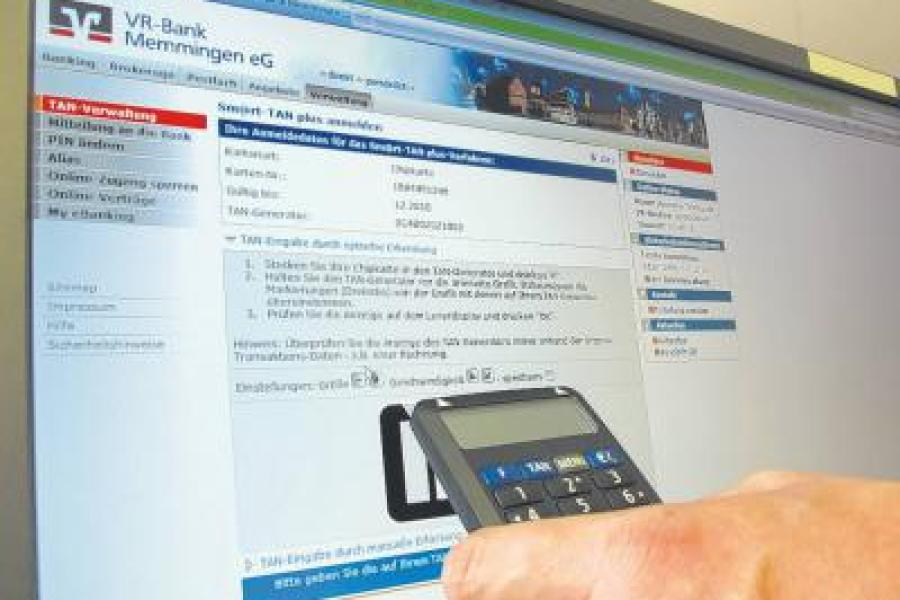 Vr Bank Memmingen Online on