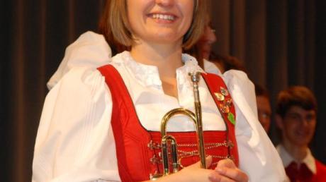 Für Annette Lutzenberger gehört Hausmusik einfach dazu.