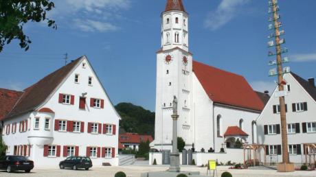 In der Gemeinde Tussenhausen stehen derzeit gleich mehrere große Projekte an.