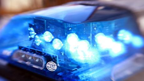 Die Polizei hat am Samstagabend eine groß angelegte Suchaktion bei Breitenbrunn ausgelöst.