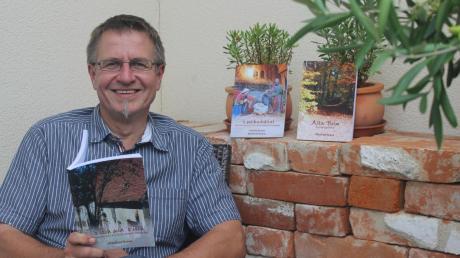 Seine schwäbische Heimat und sein schwäbischer Dialekt sind ihm wichtig: Manfred Kraus bringt jetzt sein drittes Mundart-Buch heraus.