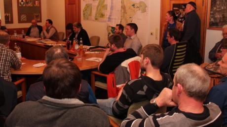 Der Sitzungssaal der Gemeinde Breitenbrunn platzte bei der letzten Sitzung fast aus allen Nähten, als das Thema Windkraft auf der Tagesordnung stand.