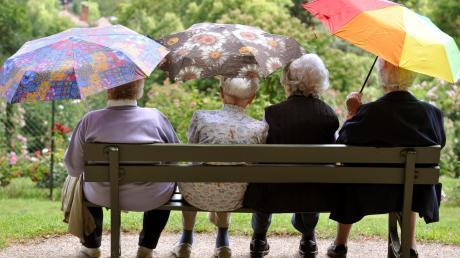 Für Senioren ist das Angebot für Begegnungen noch immer gering.