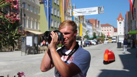 Erst vor gut einem Jahr hat Bernd Holdenried aus Dirlewang die Fotografie als Hobby entdeckt, doch er hat sich intensiv mit dem Thema befasst und schon beeindruckende Bilder gemacht, die auch mehrfach in der MZ zu sehen waren.