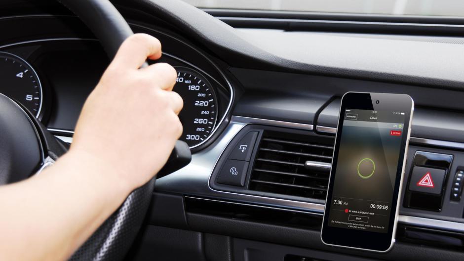Verkehr Telematik Kontroll Programm Kann Kfz Versicherung
