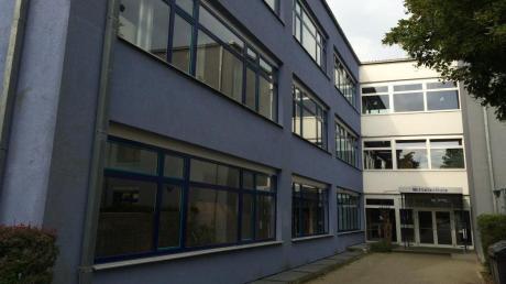 In der Mindelheimer Mittelschule ist es zu einem Polizeieinsatz gekommen.