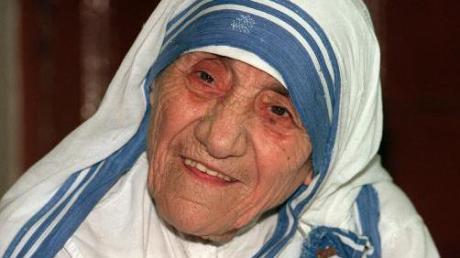 Mutter Teresa wird am Sonntag heiliggesprochen. Hans Mayer erinnert sich gern an eine Begegnung mit ihr.