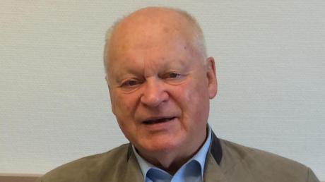 Hans Mayer war viele Jahre für das katholische Landvolk und in der Kommunalpolitik aktiv. Heute wird der Dirlewanger 75 Jahre alt.