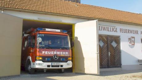 Die Freiwillige Feuerwehr von Amberg soll eine Fahrzeughalle für das Feuerwehrhaus bekommen.