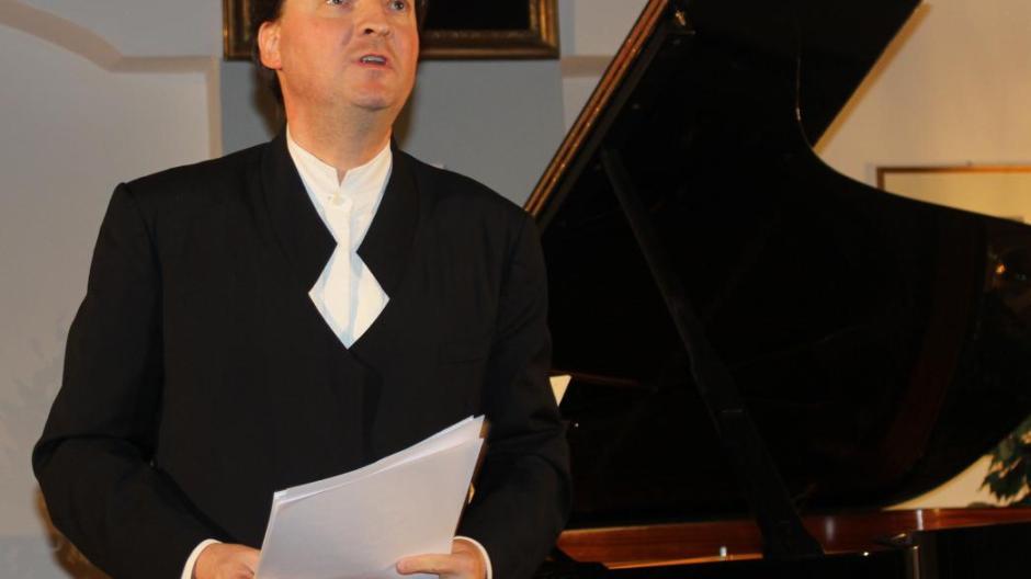 """Musikalische Lesung: Dieser Abend war ein Geschenk – und das """"nicht ..."""
