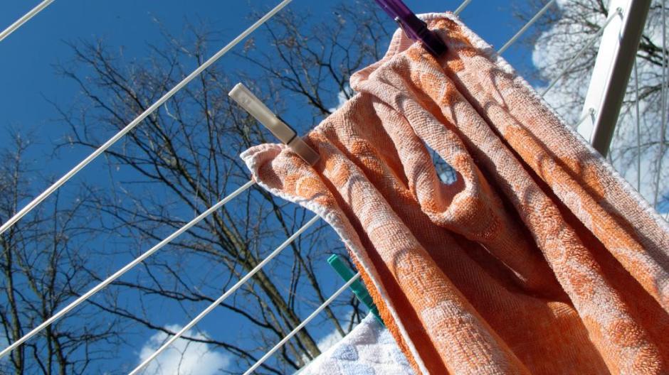 Wäsche trocknen: Wäsche im Winter trocknen: So funktioniert\'s am ...