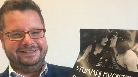 Mathias Jannetti holt großes Kino in die Kirche.