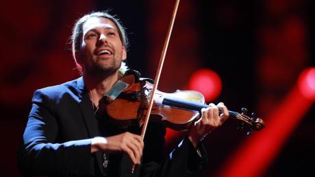 Ausnahmegeiger David Garrett gibt in Bad Wörishofen zwei Konzerte – und eine exklusive Generalprobe nur für Kinder.