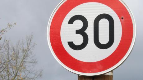 In Ebershausen könnte es bald das Tempolimit 30 geben.