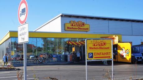 Noch ist offen, ob sich der Discounter Netto in Markt Wald ansiedelt. Auch in Tussenhausen hat er bereits Interesse bekundet.