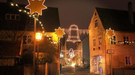So schön ist der Advent in Mindelheim.