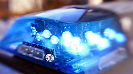 In Oberrieden im Unterallgäu ist es zu einem größeren Polizeieinsatz gekommen.