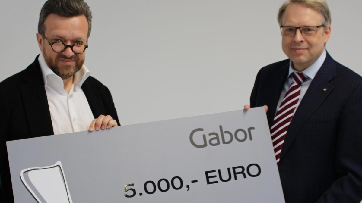 Gabor nimmt erweitertes Logistikzentrum in Betrieb News
