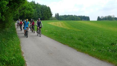 Unterallgäu Radtour