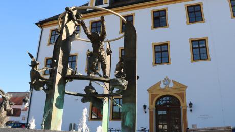 Vorgänge im Türkheimer Rathaus stehen bald im Mittelpunkt eines Prozesses. Angeklagt ist ein ehemaliger Mitarbeiter der Verwaltung. <b>Foto: Markus Heinrich</b>