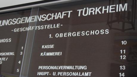 Ein Mitarbeiter der Türkheimer Verwaltung muss sich vor Gericht verantworten.