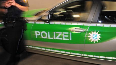 Die Polizei hat in Türkheim mit einem Großaufgebot nach einem Vermissten gesucht.
