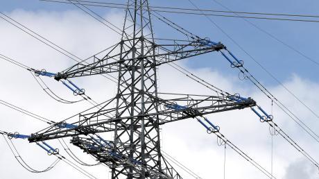 In der Bevölkerung ist der Widerstand gegen Stromtrassen groß.