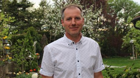 Hubert Eisenschmid aus Apfeltrach hilft in seinem Heimatdorf, wo er nur kann.