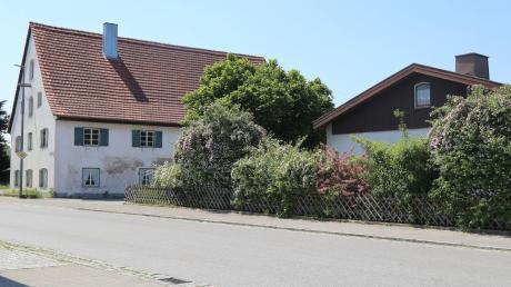 """Das Förderprojekt """"Innen statt Außen"""" sieht für das neue Dorfgemeinschaftshaus und für den Abbruch des nebenstehenden Bungalows insgesamt 742.000 Euro vor."""