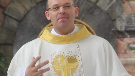 Der neue Meringer Pfarrer übernimmt das Amt im September.