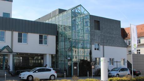 Die Kreisklinik Mindelheim bekommt viel Geld vom Freistaat.