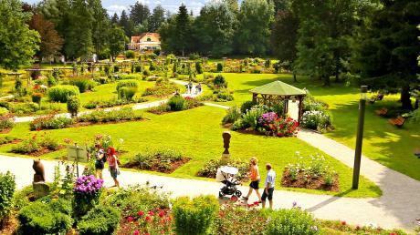 Der Wörishofer Kurpark will gepflegt sein – und das kostet.