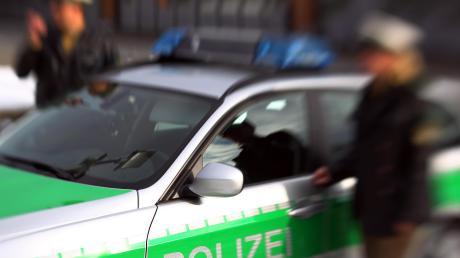 Die Polizei hatte bei Türkheim einen ungewöhnlichen Einsatz zu bewältigen.