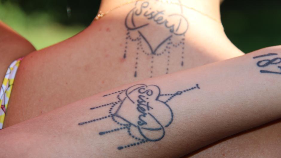Bedeutung zeichen tattoo ihre und Polynesischen Tattoos: