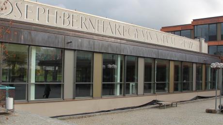 Das Gymnasium in Türkheim.